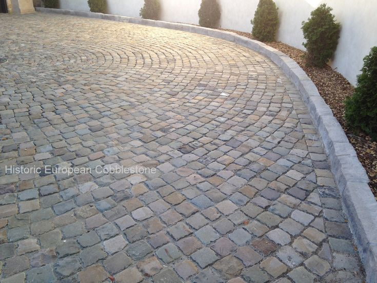 17 Best images about Reclaimed Cobblestone For Driveways