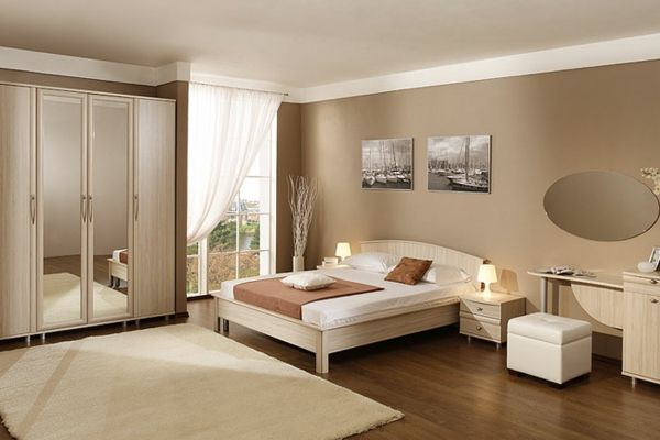 Zimmergestaltung  schlafraumgestaltung zimmergestaltung ideen schlafzimmer ideen ...