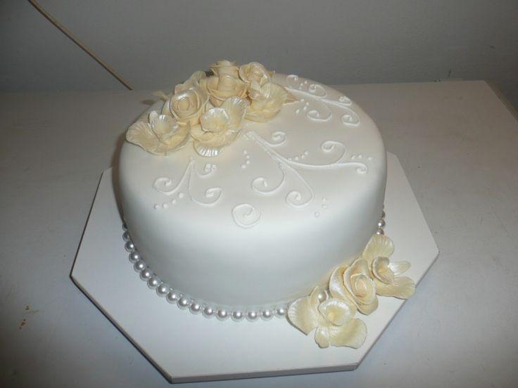 Svadobné torty   Svadobné torty č.1