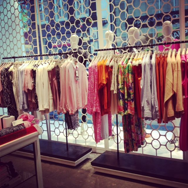 boutique shopping copenhague