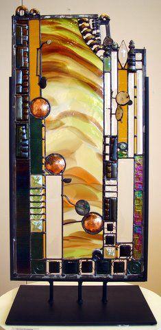 Glass Art - Bennett Glass Art, Winston-Salem, NC