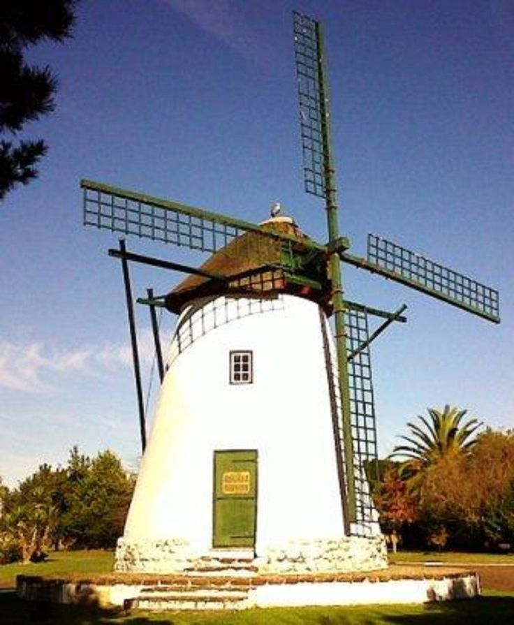 windmill Durbanville in South Africa
