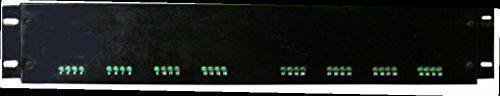 19? Rack Mount CCTV Power Supply, 32 Channel, 24V AC, 25 Amp