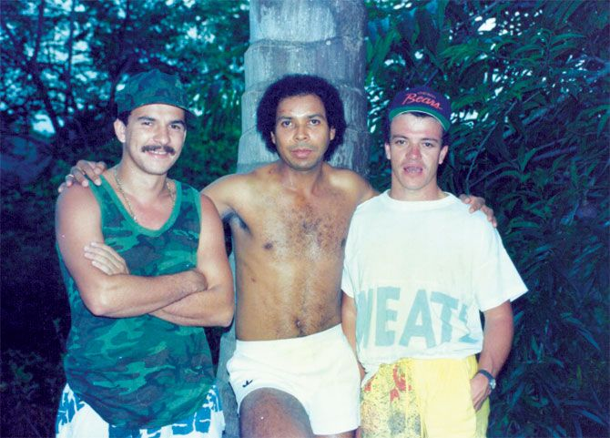 Pablo Escobar recruited El Chino to become his personal picture taker, documenting his political campaigns, private parties, and the various goings-on at Escobar's outlandish 4,500-acre estate.