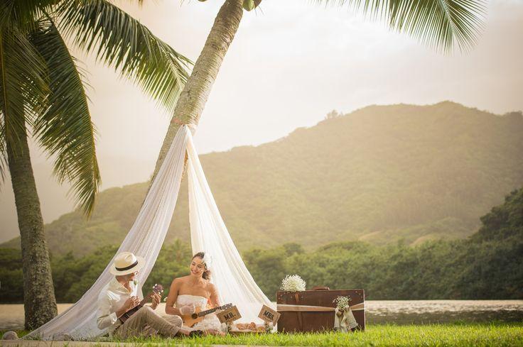 ハワイ挙式・海外挙式なら[クラシコウエディング] ハレナネア・ガーデンウエディング #ハワイウェディング #ハワイ挙式 #海外ウェディング #海外挙式 #ガーデンウェディング #ガーデン挙式 #ウェディングフォト #結婚式準備 #プレ花嫁 #ハレナネア #ハレナネアウェディング #クアロアランチ #クアロアランチウェディング