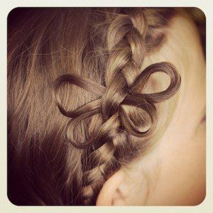 Butterfly Braid Headband and more Hairstyles from CuteGirlsHairstyles.com