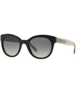 Burberry Sunglasses, BE4210 - Black