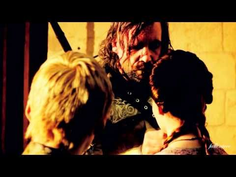Someday the wolves will return.  And kick the Lannister's asses.