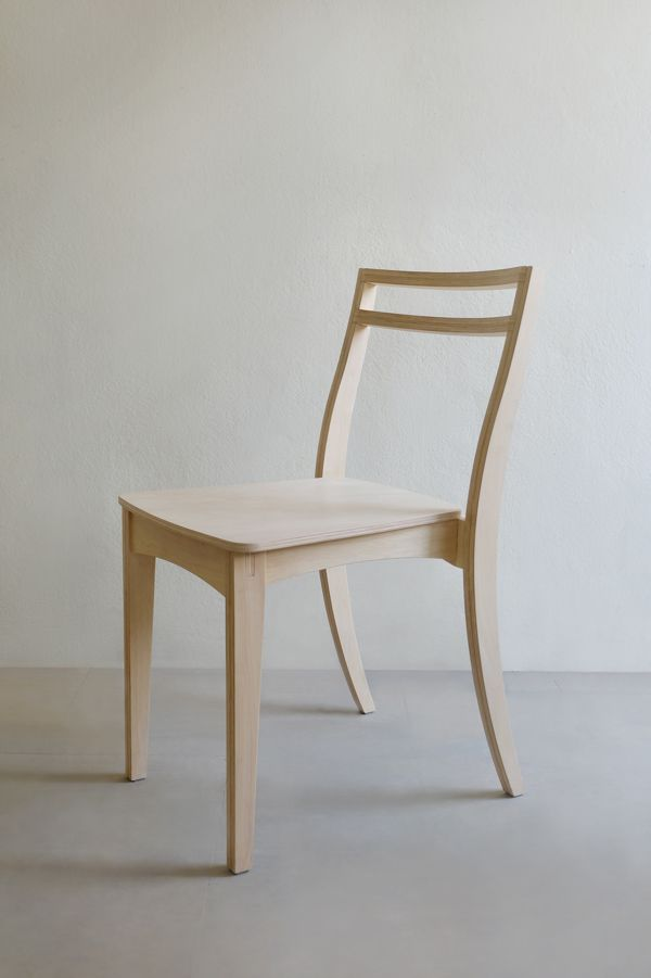 New curve chair by kittipoom songsiri via behance cnc for Furniture 0 interest financing