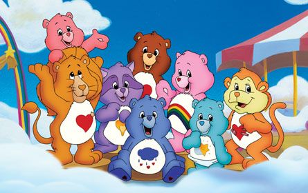 The Care Bears (Os Ursinhos Carinhosos) / 1985 / DiC Entertainment #cartoons