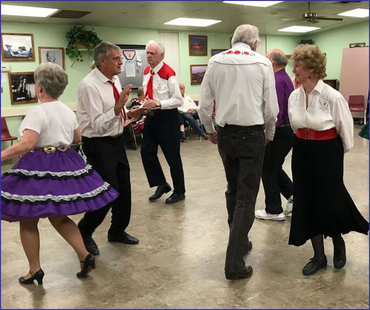 Despite triple-digit temperatures around the surrounding areas, the Tehachapi Gandy Dancers Square Dance Club played host with their June Bug Dance to 33 diehard dancers. People representing the Mountain Squares