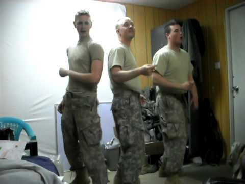 U.S soldiers sing Lion King song ENJOY & SHARE! <3 :) I LOVE THIS SONG! :) <3