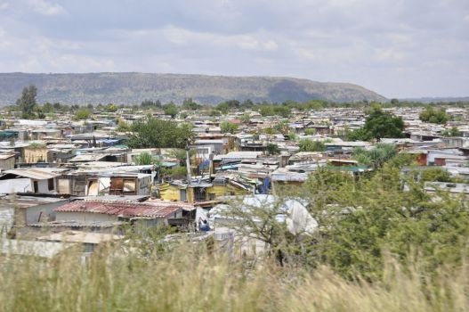 Mamelodi township, South Africa
