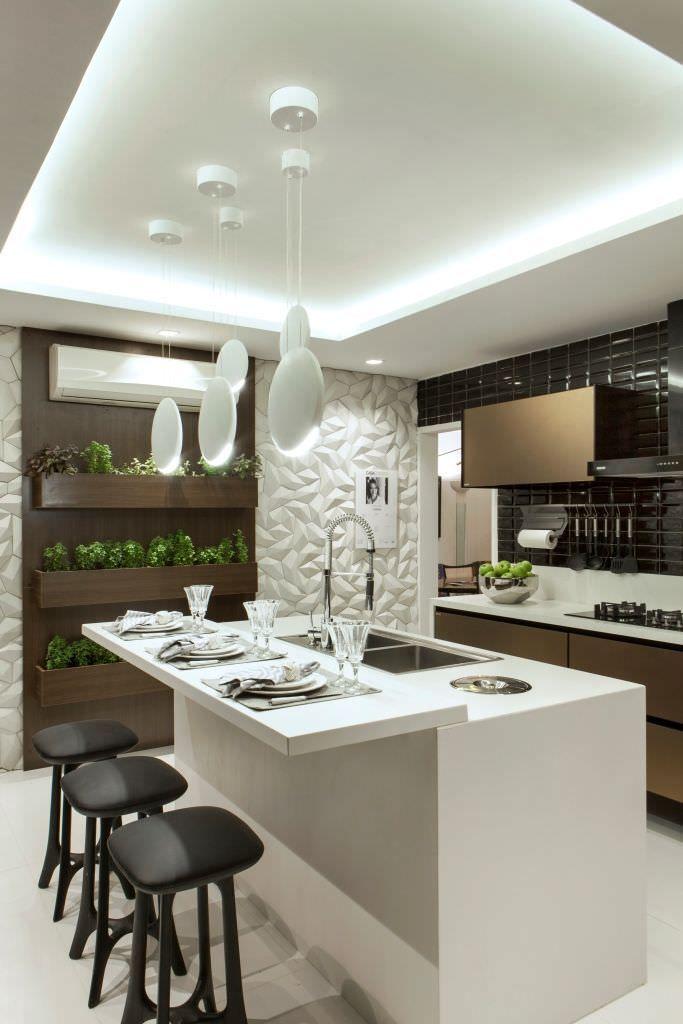 Idee Cucina Moderna Con Isola.Pin Su Nha