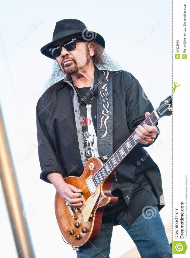 ~Gary Rossington ~LINCOLN, CA - June 22: Gary Rossington with Lynyrd Skynyrd performs at ...