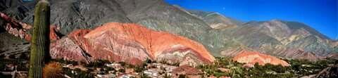Cerro 7colores, jujuy