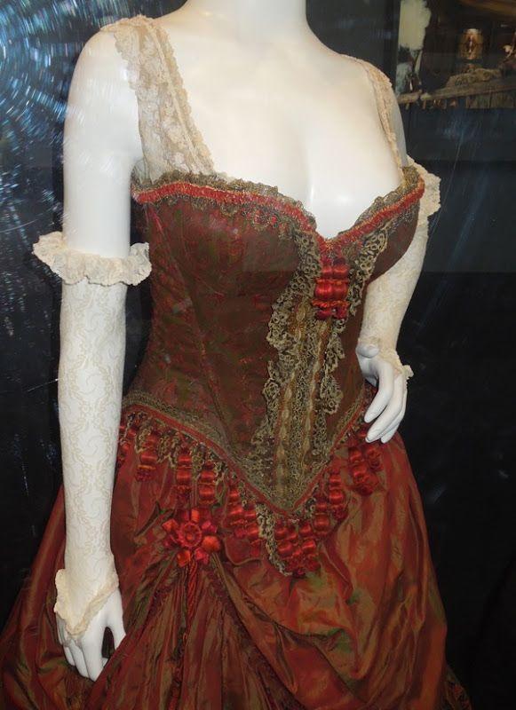 Helena Bonham Carter Lone Ranger movie costume