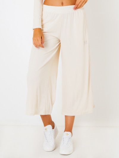 7e924bb29cf5 Ribbed Linen Styling Complements Pants in Cream