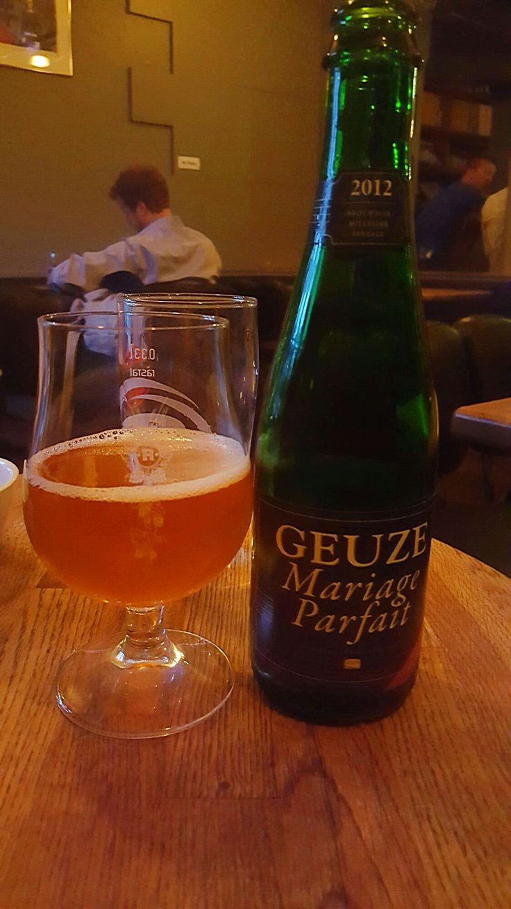 Geuze Mariage Parfait by Brouwerij Boon