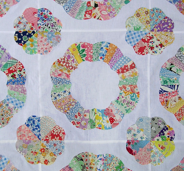 178 best Quilts ~ Dresden Plate images on Pinterest | Quilting ... : dresden plate quilt template - Adamdwight.com