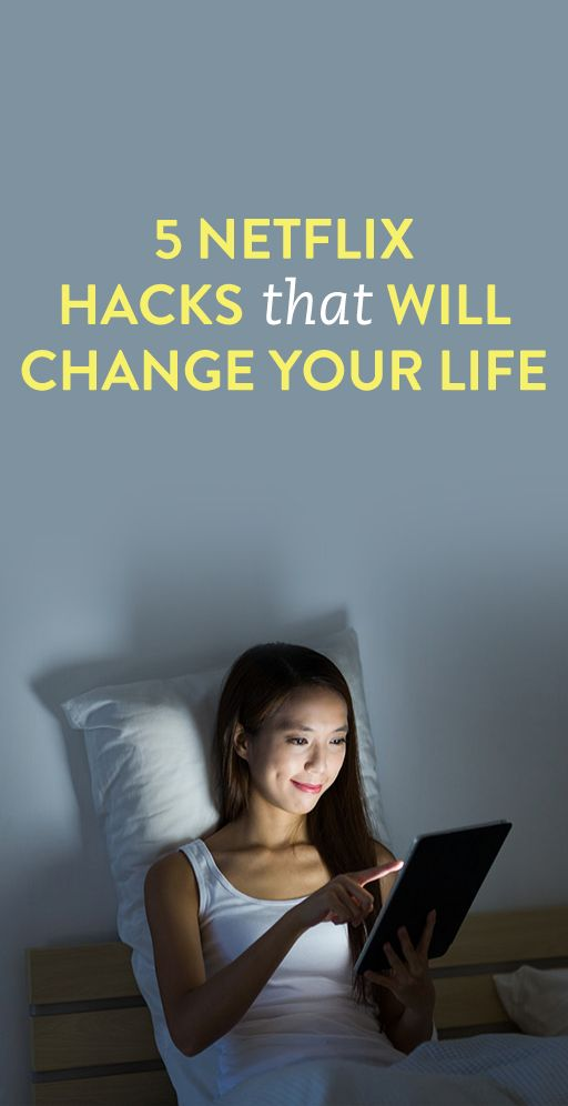 5 Netflix Hacks That Will Change Your Life #Netflix #Hacks #Good_to_Know