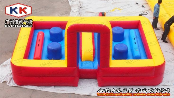 1350.00$  Buy now - http://aliuhi.worldwells.pw/go.php?t=32567104201 - Most popular inflatable gladiator jousting,inflatable gladiator game,inflatable gladiator sport game 1350.00$