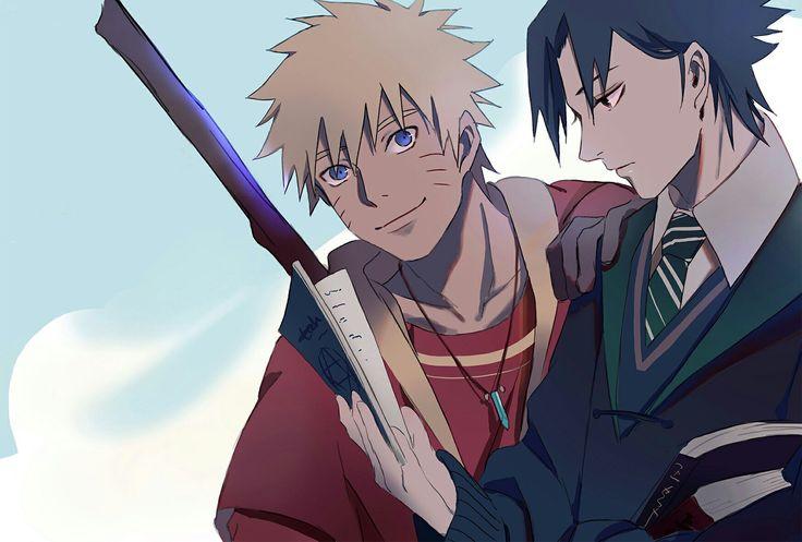 Sasuke x Naruto HP
