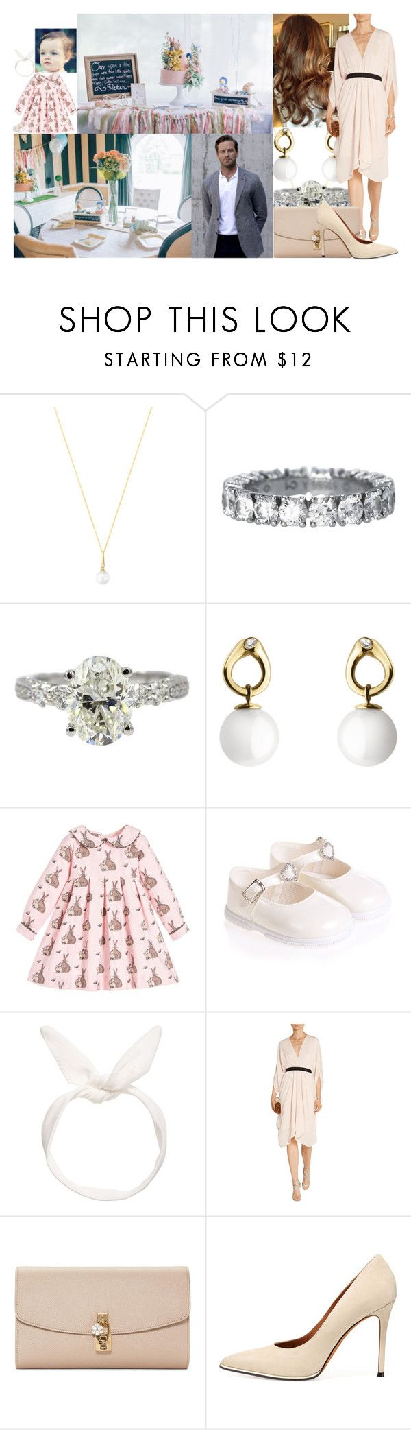 """""""Hosting Josephine's first birthday party at Randersgatan"""" by swedish-princess ❤ liked on Polyvore featuring Georg Jensen, Rachel Riley, Issa, Dolce&Gabbana and Givenchy"""