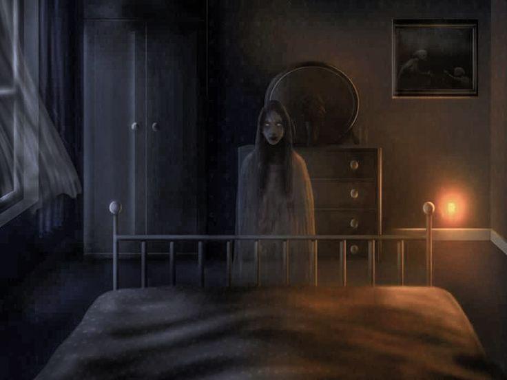 Страшных снов картинки прикольные