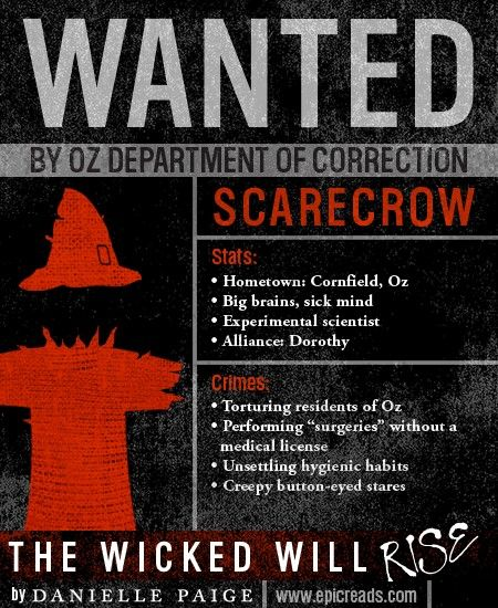 Oz's 7 Most Wanted Criminals | Blog | Epic Reads