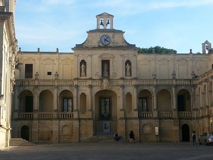 #Lecce #beautiful #ancient #city #Puglia #Italy