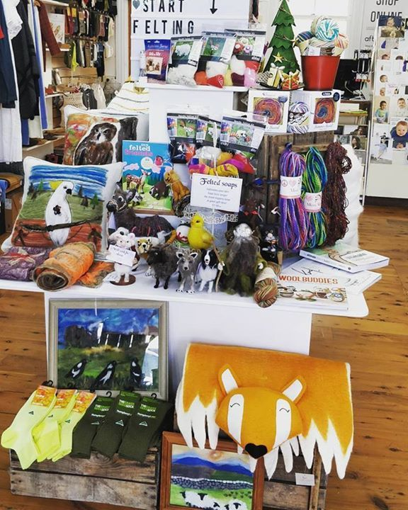 Great gifts 🎁🎄 unique & special  www.thewoolroom.com.au/?utm_content=buffer3e72a&utm_medium=social&utm_source=pinterest.com&utm_campaign=buffer  #christmasiscoming #giftideas #hilltopsregion #visityoung #youngnsw #cbrr #canberraregion #cbrregion #destinationnsw #nsw #hercanberra #sydney #shoponline #afterpayit #afterpaystore #afterpay #felting #feltedanimals #socks #feltart #feltkits #woolshop #wool #needlefelting