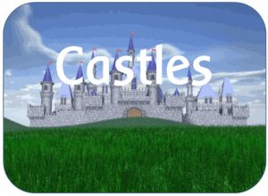 EYFS KS1 KS2 teaching resources - CASTLES - KS1 / KS2 topic IWB teaching resources