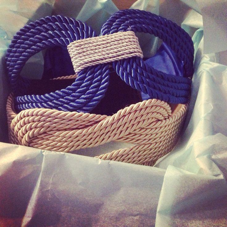 Cinturón de cordón de seda. Muchos modelos a elegir