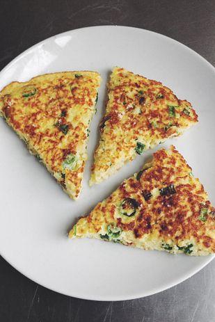 Scallion Pancakes | 29 Tasty Vegetarian Paleo Recipes