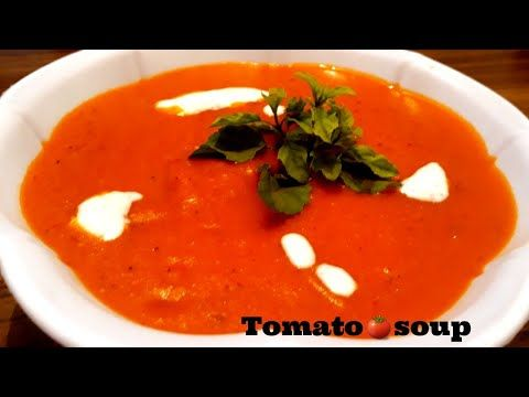 Tomato Soup Recipe In Hindi,How To Make Tomato Soup,Mix Vegetable Soup, ...