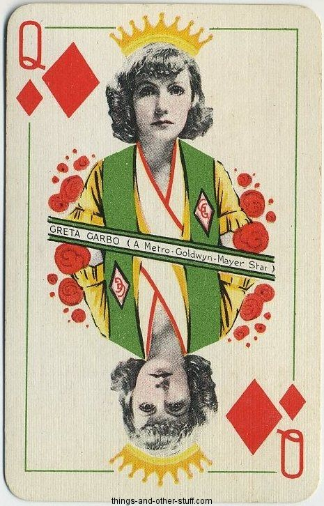 Thomas De La Rue & Co. Ltd playing cards 1933