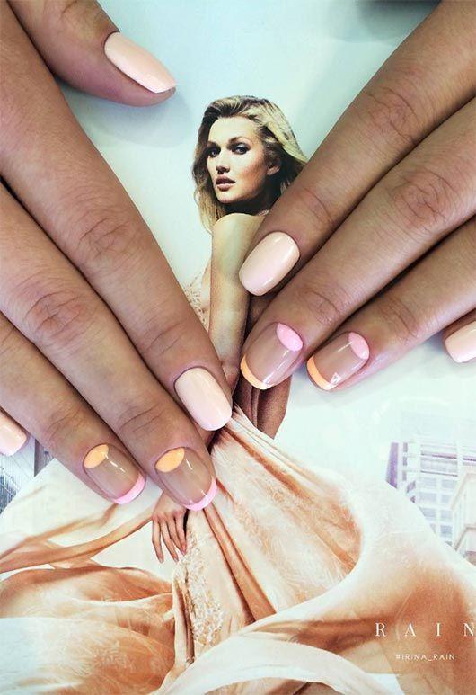 65 Awe-Inspiring Nail Art Designs for Short Nails – Nails