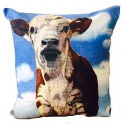 Moo Cushion