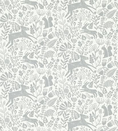 Kelda Wallpaper by Scion | Jane Clayton