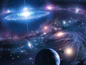 Evrenin ihtişamlı büyüklüğü - Harunyahya.org