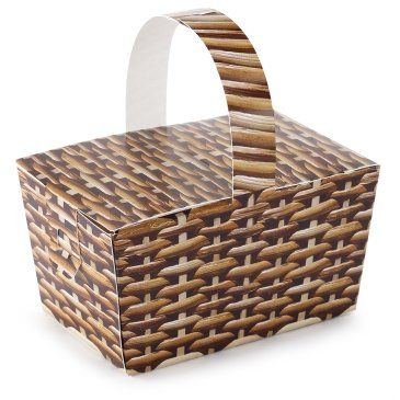 basket favor boxes from birthdayexpress.com