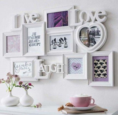 14 besten bilderrahmen bilder auf pinterest bilderrahmen wohnideen und deko ideen. Black Bedroom Furniture Sets. Home Design Ideas