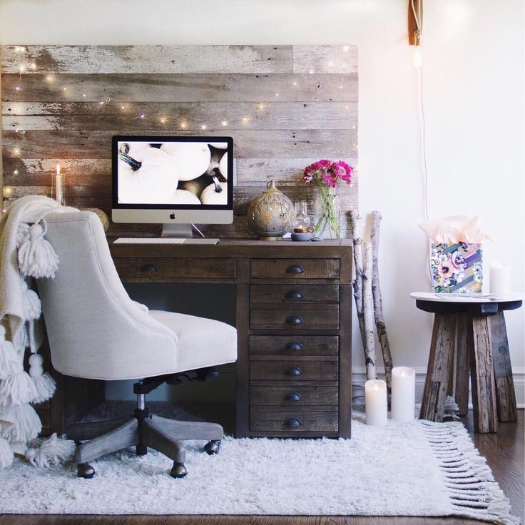 best diy rustic home office design 77 awesome ideas