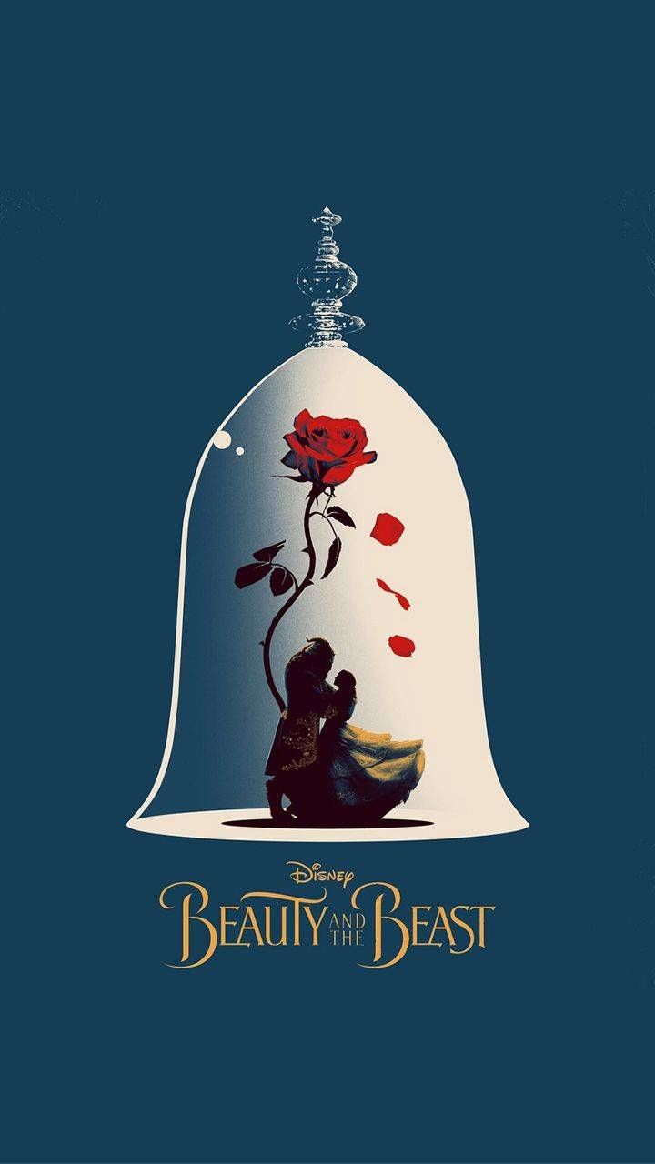 Beauty And The Beast Beauty And The Beast Wallpaper Beast Wallpaper Wallpaper Iphone Disney