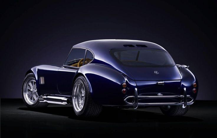 AC Cobra MkIV | Planète-GT.com