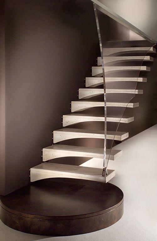 15 Modern Stairs Design Inspiration