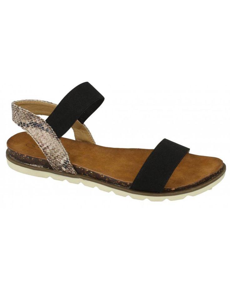 TOMS Toms Ladies Sandals - Sandalias de vestir para mujer PLATFORM BLUE BIRDS OF PARADISE 8j0LIMyOk