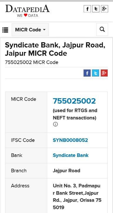 Town Road Codes For Bloxburge: Syndicate Bank Bank Jajpur Road Branch, Is Located In The