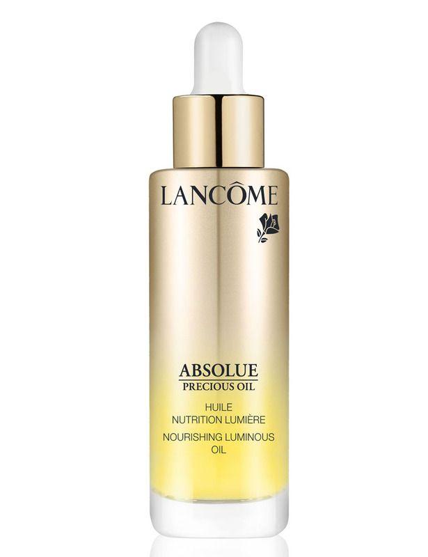 Lancôme ha creado Absolue Precious Oil, un producto que repara la barrera cutánea gracias a 7 aceites preciosos.